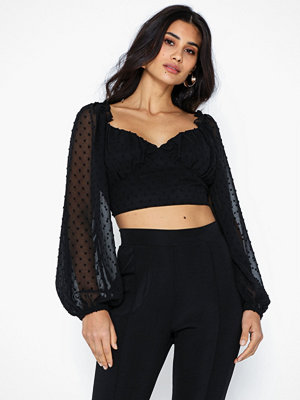Missguided Dobby Of the Shoulder Top