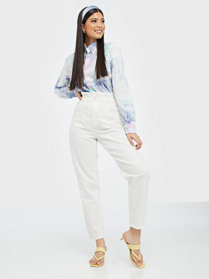 Gina Tricot Paperbag Mom Jeans