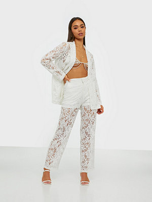 NLY Trend byxor Lace Suit Pants