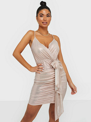 NLY One Drapy Shimmer Dress