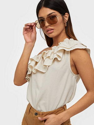 Vero Moda Vmlucinda One Shoulder Top Vma Ki