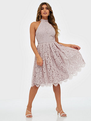 Festklänningar - NLY Trend Blinding Lace Midi Dress