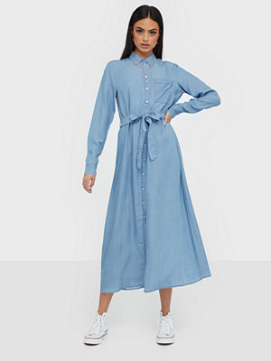 Selected Femme Slfmarla-Florenta Ls Shirt Dress E