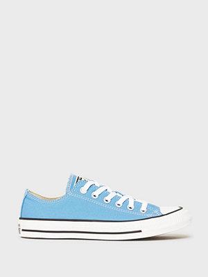 Sneakers & streetskor - Converse All Star Canvas Ox Ljus Blå