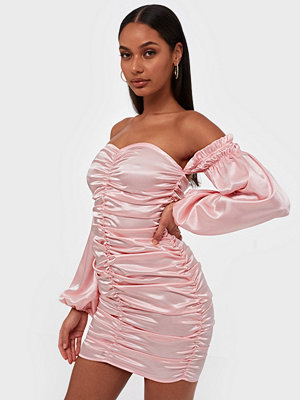 NLY Trend Off Shoulder Volume Dress