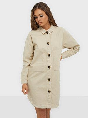 Jacqueline de Yong Jdyslam Worker Pocket Shirt Pnt 1