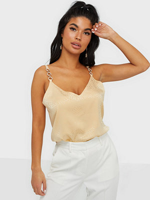 River Island Sleeve Trim Cami Top