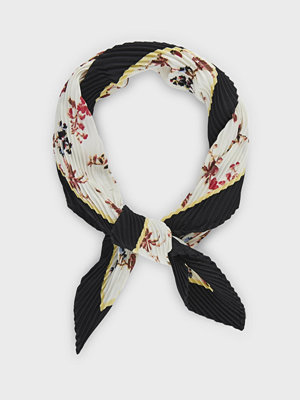 Pieces Pcmary Plissé Small Square Scarf