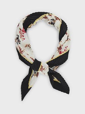 Halsdukar & scarves - Pieces Pcmary Plissé Small Square Scarf