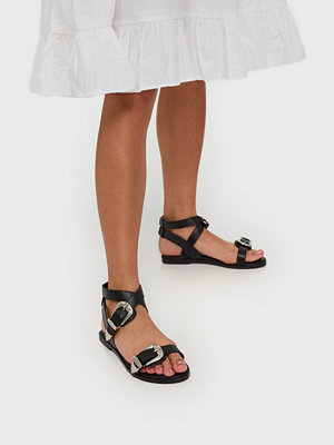 Sandaler & sandaletter - Pieces Psadine Leather Sandal