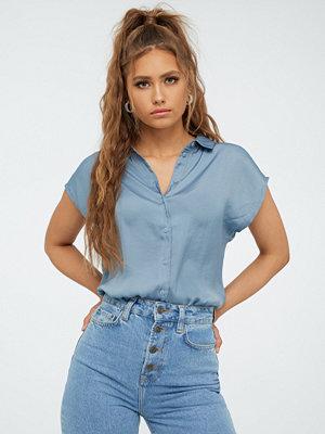 Jacqueline de Yong Jdysheela S/S Shirt Wvn