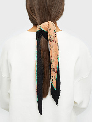 Halsdukar & scarves - Pieces Pcmary Plissé Small Square Scarf