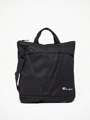 Champion Reverse Weave svart axelväska Handle Bag