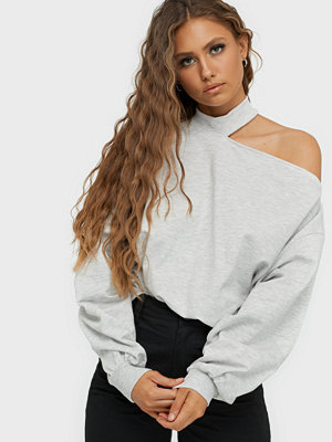 NLY Trend Cut Out Sweat