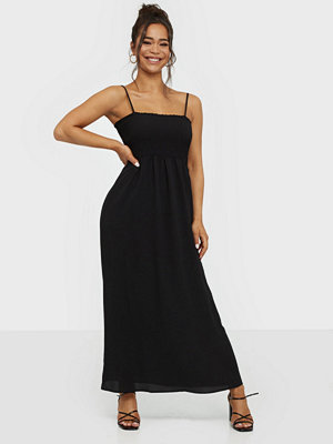 Only Onlnova Lux S/L Smock Maxi Dress So