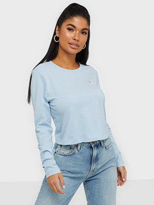 Fila EAVEN cropped long sleeve shirt