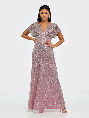 Maya All Over Embellished Maxi Dress
