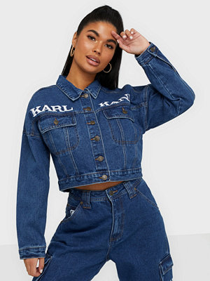 Jeansjackor - Karl Kani KK Retro Denim Jacket