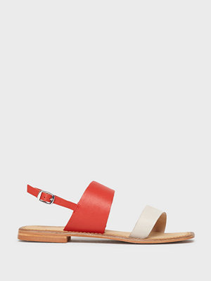 Vero Moda Vmsillo Leather Sandal