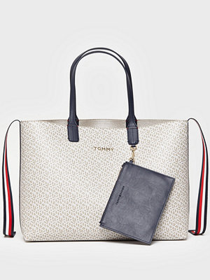 Tommy Hilfiger Iconic Tommy Tote Monogram