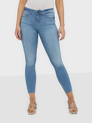 Noisy May Nmlucy Nw Skinny Ank Jeans AZ105LB