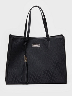 River Island Jacquard Square Shopper