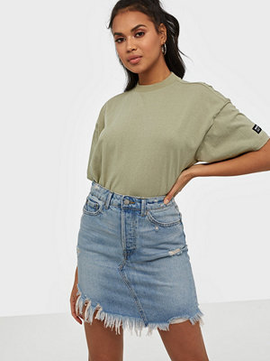 Dr. Denim Sara Denim Skirt