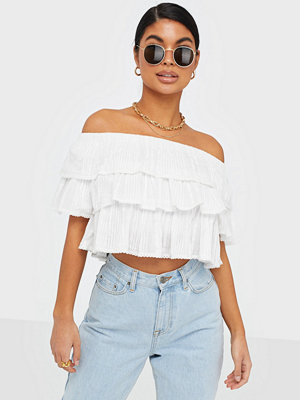 NLY Trend Frill Structure Top