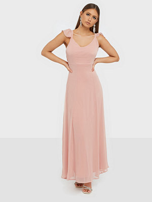 Vila VIRILLA OPEN BACK MAXI DRESS/DC/SU