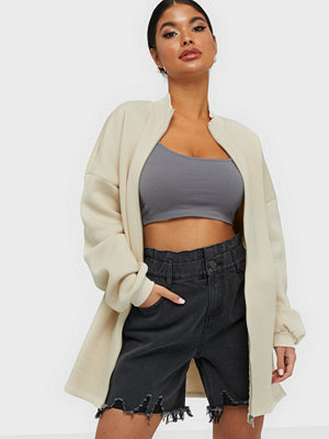 NLY Trend Through The Zip Cozy Sweat