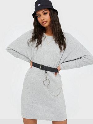 Noisy May Nmcity L/S New Bat Short Dress