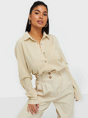 NLY Trend Structured Shirt