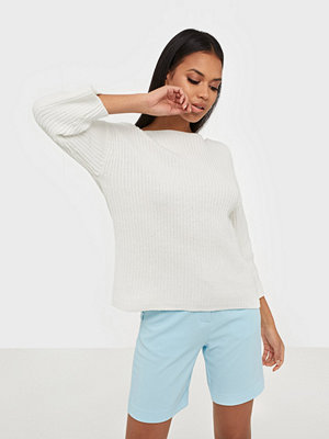 Selected Femme SLFGOLD 3/4  BOATNECK KNIT W