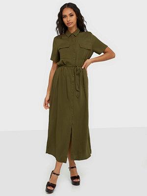 Vila Visuvita S/S Ancle Shirt Dress/Su