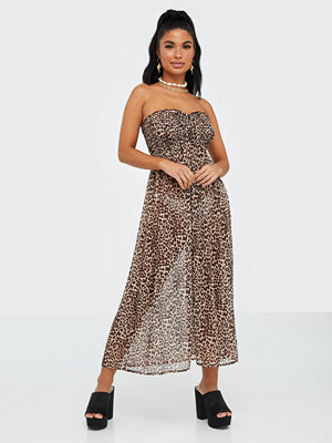Strandplagg - Pieces Pcnoveline 2IN1 Dress Sww