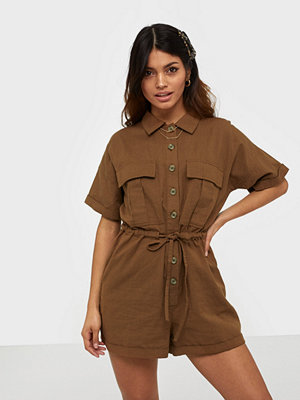 Jumpsuits & playsuits - NLY Trend Workwear Playsuit