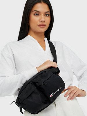 Champion Reverse Weave svart axelväska Belt Bag