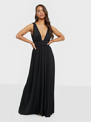 NLY Eve Rhinestone Detail Gown