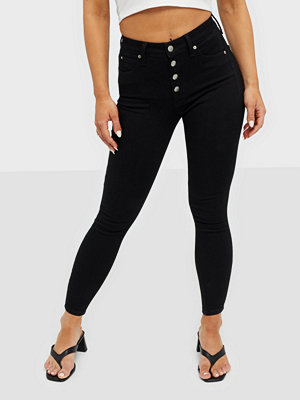 Calvin Klein Jeans HIGH RISE SUPER SKINNY ANKLE