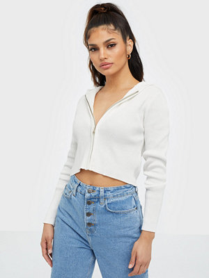 NLY Trend Hoodie Zip Knit