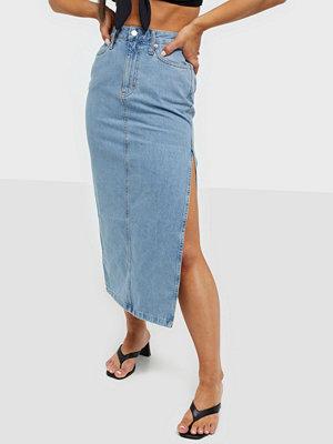 Kjolar - Calvin Klein Jeans MAXI SKIRT