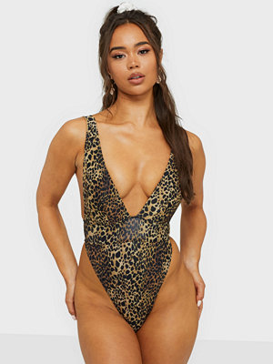NLY Beach Take The High Road Swimsuit