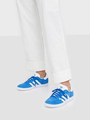 Sneakers & streetskor - Adidas Originals Gazelle Blå
