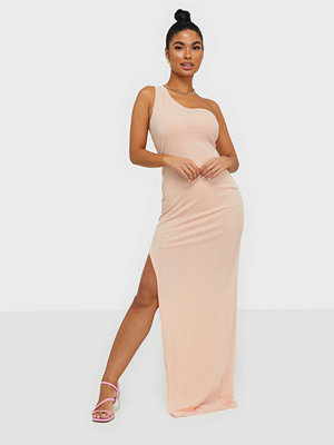 NLY One One Shoulder Rib Dress