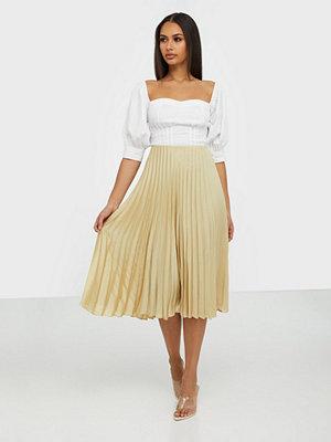 Neo Noir Claire Plisse Skirt