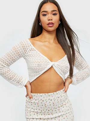 NLY Trend Twisted Crop Top
