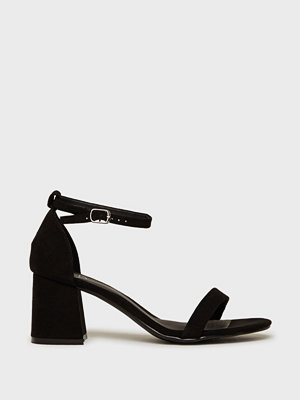 Missguided Mid Heel Block Barely