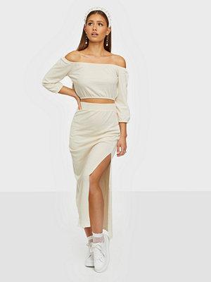 NLY Trend Off Shoulder Skirt Set