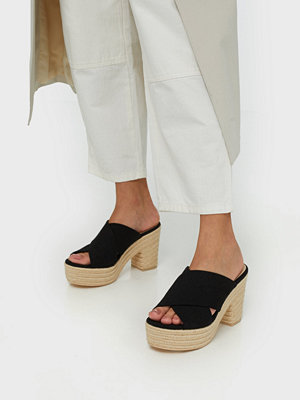 NLY Shoes Summer Platform Mule