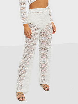 NLY Trend vita byxor Breathtaking Wide Pants